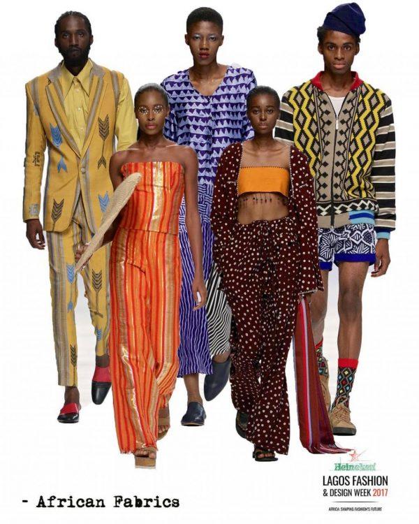 Nigerian Made Fabrics (Adire, Akwete, Aso Oke, etc.)